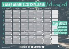 your free 8 week quick weight loss workout plan