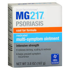 MG-217 Psoriasis Treatment Ointment | Walgreens