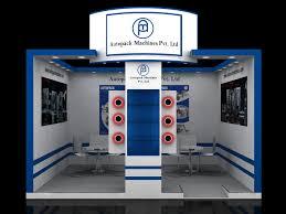 Design One Exhibition Mumbai Autopack 12sqm Stall 2015 By Dipesh Bhovad At Coroflot Com