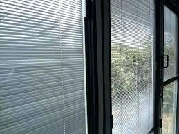 pella sliding door with blinds between the glass blinds window blinds inside glass integral between repair pella sliding door with blinds