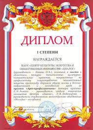 Диалог Великий Новгород и Молодые молодые победили в  1