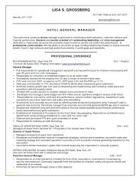 Sample General Manager Resume Sample Retail General Manager Resume Store Resumes Twenty Co