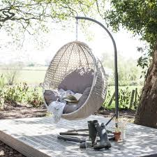 cool egg shape swing chair hanging basket chair outdoor wicker full size