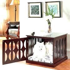 furniture pet crates. Furniture Dog Crates Luxury Crate For Ideas Decorative Table . Pet D