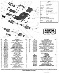 power wheel wiring harness diagram for jeep not lossing wiring replacement parts for power wheels drh62 nickelodeon teenage mutant rh oakridgehobbies com jeep hurricane power wheels manual jeep hurricane power wheels
