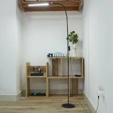 Adjustable Led Home Floor Standing Lamp Desk Table Long Arm Usb