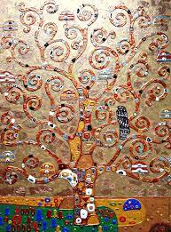 painting the tree of life gustav klimt