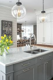 white kitchen counter. Interesting Kitchen White Kitchen Countertops Grey Cabinets Antique  With Dark   In White Kitchen Counter