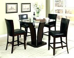 round kitchen table sets high top kitchen table chairs glass round kitchen table and chairs tall round kitchen table