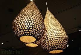 tucker transforms fishing baskets into beautiful pendant lamps hanging basket lights solar
