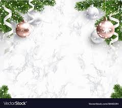 Blank Christmas Background Blank Christmas Background For Congratulations Vector Image