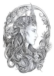 Small Picture 877 best Fantasy Coloring images on Pinterest Coloring books