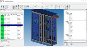 Electrical Panel Design Software Ftz Panel 3d Ftz