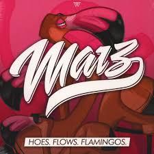 Marz Hoes Flows Flamingos Pink Vinyl Edition Vinyl Lp 2017