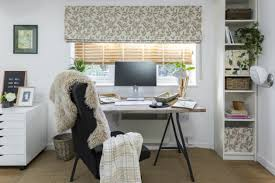 stylish home office. Work With The Light Liz Earle\u0027s Home Office, Its Window Dressed In Delizia Taupe Stylish Office