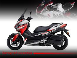 Aerox Decals Design Decals Kit Yamaha Xmax 250 300 Zerografix Decals