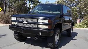 2 Owner 1999 Chevy Chevrolet Tahoe Yukon - YouTube