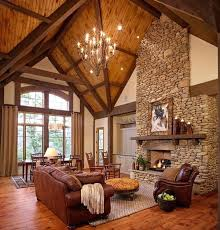rock fireplace ideas mantel for river beautiful stone fireplaces that river rock fireplace