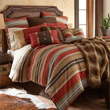 image of rustic luxury bedding decors