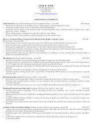 Aerobics Instructor Resume Sales Instructor Lewesmr