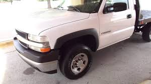 2001 Chevrolet Silverado 2500 HD Flat Bed for sale Arlington Fort ...