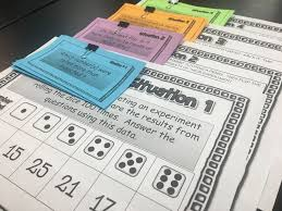 Probability Project Design Your Own Game Ideas 9 Activities For Simple Probability You Will Love Idea Galaxy