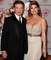 alan thicke wife. Exellent Alan Alan Thickeu0027s Wife Tanya And Robin Ex Paula Patton Speak Out After  Actoru0027s Death Inside Thicke Y