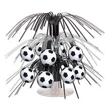 Mini Soccer Ball Decorations Unique Soccer Party Supplies Soccer Decorations