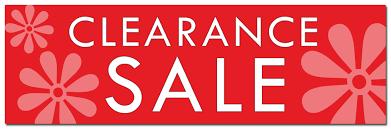 clearance sale sign에 대한 이미지 검색결과