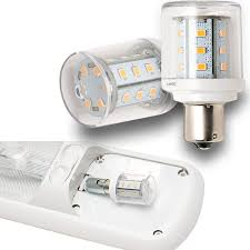 Rv Interior Light Bulb Replacement Leisure Led 12 Volt Replacement Led Bulb 12v 1141 1156 Interior Lighting Rv Light Bulbs For Trailer Motorhome 5th Wheel Marine Boat Dome Light