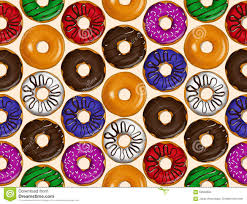 Donut Pattern New Design Ideas