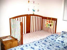 Baby Bed Extension Extender For Better Co Sleeping Experience
