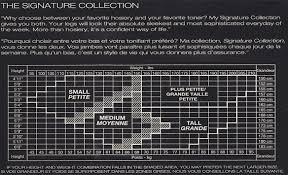 Donna Karan Tights Size Chart Review Donna Karan Perfect Opaque Signature Luxury 0b259