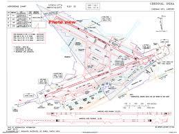 Vomm Approach Charts Vomm_aerodrome_map_overlay Bangalore Aviation