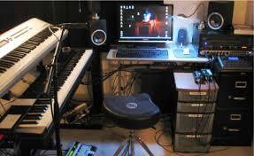 My Basic Home Recording Studio