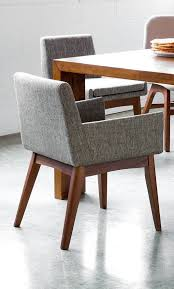 stunning good looks and fort define the chanel dining chair the perfect way to add a little mid century modern appeal to your interiors