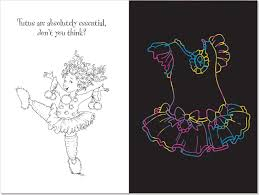Small Picture Fancy Nancy Coloring Pages itgodme