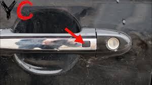 Не работает <b>кнопка</b> беcключевого доступа Хендай Санта Фе 2 ...