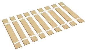 The Furniture Cove Queen Size Bed Slats - Bunkie Boards