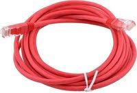 «<b>Кабель AOpen</b> Патч-корд литой <b>UTP</b> кат.5е 20м красный ...