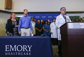 Ebola Case In Atlanta : Atlanta ga american ebola patients released from hospital