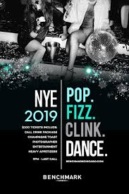 Benchmark New Years Eve 2019 Tickets Benchmark Chicago Il