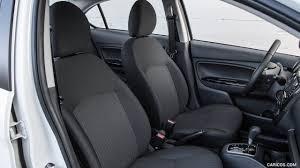 2017 mitsubishi mirage g4 se interior front seats wallpaper