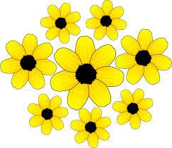 flowers clip art free flower clip art clipartwiz