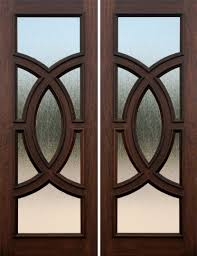 pictures of double entry doors no glass