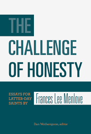 the challenge of honesty s lee menlove book review  challenge of honesty