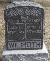James Allen Wilmoth (1830-1910) - Find A Grave Memorial
