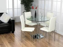 best 25 glass dining table set ideas only on glass stylish glass round dining table