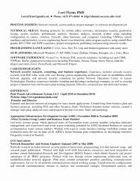 Sample Resume Of Sales And Marketing Engineer New Senior Systems