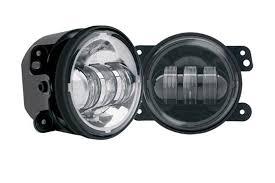 JW Speaker 6145 LED Fog Lights for Jeep Wrangler JK
